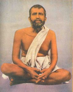 "Ramakrishna is one of the most popular indian saints of all times. His teachings were addressed to all religious and social groups, and became popular in all classes of indian society, as well as in the West. Ramakrishna played an important role in the cultural renaissance of the 19th century India, his teachings influenced the development of the indian society till now. And he is still widely known, revered and loved in India. Ramakrishna was born in a poor brahmin family in a rural Bengal. From the early childhood he was prone to exaltation and experienced uncontrollable ecstasy, especially during the religious ceremonies. In this state he was loosing all connection with the outside world getting totally absorbed in bliss. With time he was going into trance more and more often, and by the end of his life it was happening to him almost every day. As a child he was not much interested in school studies, but readily listened and learned the hindu scriptures, folk stories and myths from the wandering hermits and monks. When Ramakrishna was 19, his brother became a priest in a Kali temple in Calcutta, and invited Ramakrishna to assist him in the temple services. The next year his brother died, Ramakrishna took his place as a priest and stayed in the temple till the end of his life. He was totally absorbed in worshipping Kali, he started seeing her as his mother and the mother of the universe. He was feeding her, talking to her, crying for her. Though his family made him marry, he continued living like a monk, devoting all his time to worship. His spiritual path was very rich, he was one of a few mystics, who tried to experience the divine through many different ways and practices. In different periods of time he was worshipping Rama, then Krishna, for a few years he practiced Tantra, and then learned the philosophy and practice of Advaita Vedanta. Later he was initiated into Islam, and performed all muslim prayers and practices, and stated that ""the Hindu way of thinking had disappeared altogether from his mind"". Once somebody was reading the Bible in front of him, and he started practicing Christianity, and no longer thought of going to Kali temple. During all his practices he had strong spiritual experiences and visions. He had a reputation of a spiritual madman, many of the practices he was performing seemed pretty odd in the public opinion, for example for some time he was behaving like a woman, wearing women's clothes, living with women, and with time forgot completely that he is living in a body of a man. Although the authenticity of his experiences, together with his child-like innocence and complete openness were winning the hearts of people, and more and more visitors were coming to see him and receive spiritual teachings. Ramakrishna was a talkative person and a gifted speaker, his style of teaching was quite unique. He used to teach in rustic Bengali, using numerous stories and parables, describing his own rich spritual life, telling tales, explaining complex philosophical concepts with the simplest mundane illustrations, cracking jokes, singing songs and mimicking all types of people. His extraordinary informal style of teaching helped him to reach the hearts of the most sceptic visitors, among those were many intellectuals and members of political and social elite. His ideas became widely popular only after his death, dye to continuous efforts of his disciples, the most prominent of them was Swami Vivekananda. The essence of Ramakrishna's teachings is the oneness of existence. ""It has been revealed to me that there exists an Ocean of Consciousness without limit. From It come all things of the relative plane, and in It they merge again."" All religious are different ways to come to the same goal. All of them are valid ways to realize God, and the religious variety exists to suit the needs of many different seekers. ""You can eat a cake from the center, or from any of the sides. The sweetness will be the same."" The realization of God is the supreme goal of all living beings. No matter which way you choose, the essencial is your intensity and sincerity. ""Can you weep for Him with intense longing of the heart? Men shed a jugful of tears for the sake of their children, for their wives, or for money. But who weeps for God?"" If one abstains from distractions like sensual pleasures, and dedicates himself solely to spiritual search, the result is bound to come. ""As long as the child remains engrossed with his toys, the mother looks after her cooking and other household duties. But when the child no longer relishes the toys, he throws them aside and yells for his mother. Then the mother takes the rice-pot down from the hearth, runs in haste, and takes the child in her arms."" Ramakrishna taught that serving people is the same as serving God, since he is present in all of them. What is the uniqueness of Ramakrishna's teachings? They were delivered only in informal conversations and were coming from his authentic inner experience. Here is one of his stories: ""A few people were crossing the Ganges in a boat. One passenger, a scholar, asked another: ""Do you know Vedanta?"" ""No, sir."" ""Do you know Samkhya and Patanjala?"" ""No, sir."" ""Have you read any philosophy at all?"" ""No, sir."" Then the great storm arose and the boat was about to sink. The passenger asked the scholar: ""Sir, do you know how to swim?"" ""No."" ""I don't know any philosophy at all, but I can swim."" india yoga teachers spirituality spiritual practice guru review quotes controversy"