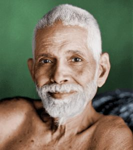 "Ramana Maharshi is iconic figure of the contemporary spirituality - dozens of spiritual teachers address to his him as their Master, directly or indirectly. Unwillingly he has inspired the whole big movement of Neo-Advaita, and his teachings, once simple and straightforward, now turned into long discussions in thousands of lectures, meetings and satsangs. So what is it that made Ramana Maharshi and his teachings so popular? Ramana Maharshi is a classical example of an old-school indian saint. Born in a village in a religious brahmin family, he had his first spiritual experience in the age of 16. That experience was so overwhelming, that the boy lost any interest in social life and wanted to spend all his time meditating alone. Soon he felt pulled to the holy mount Arunachala, so he secretly let his family and went to Tiruvannamalai, where he stayed till the end of his life. First he lived in the city temples, and later moved to the mountain itself, living in its caves for more that 20 years. He was totally absorbed in his meditation, not paying any attention to the outer world - in the beginning some people had to take care of him, otherwise he wouldn't even eat.  Sometimes he would be begging for food in the streets of the town, but mostly stayed unmoving, whether somebody would bring him food or not. He was a full renunciate, living his whole life without any possessions and wearing only a loin-cloth. By and by he became known as an enlightened being, and some followers started building an ashram for him at the base of Arunachala, and eventually Ramana Maharshi moved there from the cave. Mostly he stayed in silence, but sometimes when people were asking questions, he was giving short and simple answers. He never gave any complete teaching, basically he taught through these occasional question-answer sessions in the meetings with his followers. During this meetings he was mostly staying silent, he called silence the true and perfect spiritual teaching. But for those who were unable to understand his silence, he was using words, which couldn't express truth, but at the most show a direction for the search. Ramana Maharshi didn't speak of himself as a guru, never initiated disciples, and didn't leave any successors. The teachings of Ramana Maharshi can put just in a few lines. Your real Self is a ""non-personal, all-inclusive awareness"". All the ideas that ""I am this"" or ""I am that"", or even that ""I am"" is nothing but a false personality, ego, which in reality does not exist, and appears just as an illusion in the mind. Realization or enlightenment is a self-awareness, that has become perfect and permanent. The best way to reach to that state is self-enquiery - constantly questioning within ""Who am I?"" ""Where does the ""I"" arise? Seek this within. The ""I"" then vanishes. This is the pursuit of wisdom."" By practicing awareness by and by the false idea of ""I"", the ego, disappears, and only that awareness remains. ""You are awareness. Awareness is another name for you."" Another way of spiritual practice that Ramana Maharshi suggested was devotion - a total unconditional surrender to the God or Guru. Realizing that you are absolutely helpless, you give yourself completely without asking anything in return. ""True surrender is the love for God for the sake of love and nothing else."" In this surrender the false ego also disappears, and what remains is awareness. Thus eventually both paths are leading to the same goal. And on both paths the essential is to remove the ego, just the ways are different. Hardly anybody would critisize Ramana Maharshi. There is no controversy around him, no rumours or scandals. Why does everybody love him so much? He is utterly simple, clean and humble. Simple was his life, simple are his words, simple is his method. He appears like a sage from the times of Vedas and Upanishads - a naked man with no possessions, but he reached such heights in spirit, that the richest people felt like beggars next to him. yoga teachers spirituality spiritual practice guru review quotes controversy"